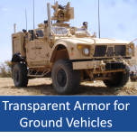 ALON Transparent Armor for Helicopters and aircraft